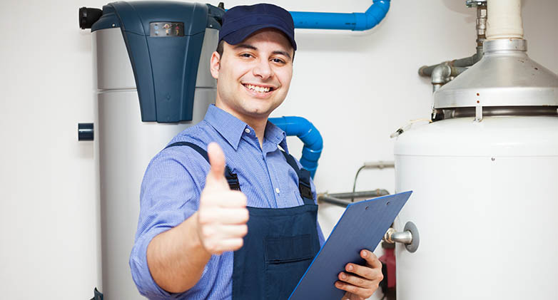 hot-water heater repair